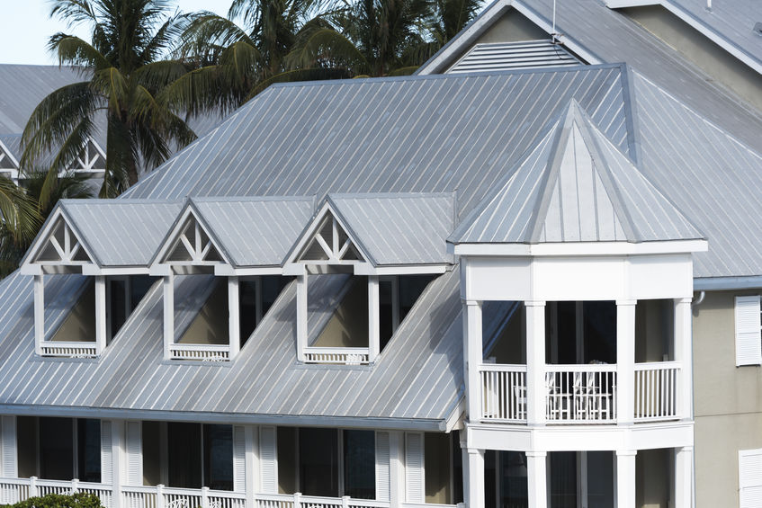 Metal Sheets Roof